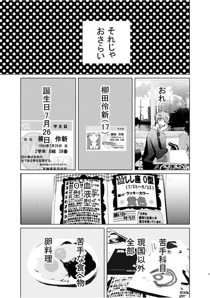 ハイスクールレイニー #07 変☆身